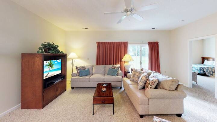 Golf Villa in Little River(A102)/100% refund up to 48 hrs prior to arrival