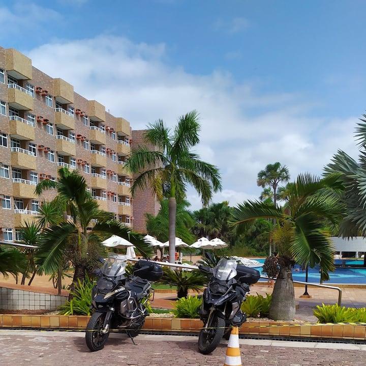 Gran Solare Flat Resort Lençóis MA Barreirinhas.