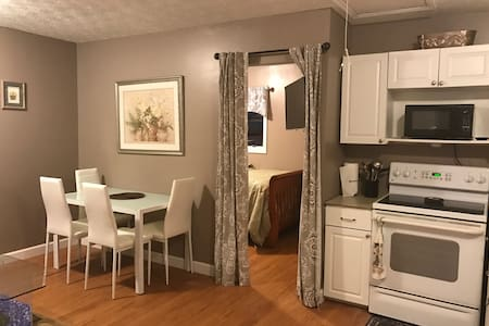 Modern 1 bedroom efficiency - Palm City - Appartement
