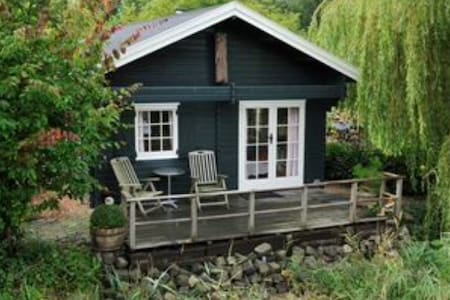 Romantic and peaceful wooden cabin. - Lelystad - 小木屋