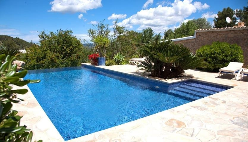 Beautiful house Can Gauxonet Ibiza Sant Augustin - Puig d'en Valls - Casa