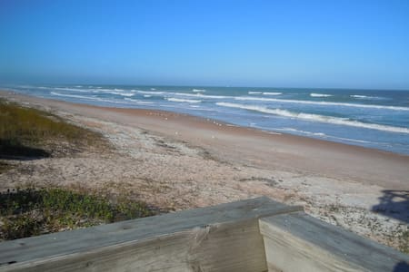 Beach House - walk to the ocean. - Ormond Beach - Haus
