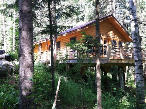 Forest Cabin Eleanor, Black Lantern Resort