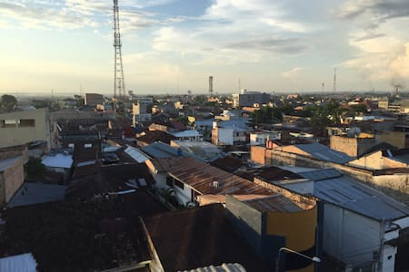 HOTEL STUDIO IN THE HEART OF IQUITOS!! GREAT PRICE - Iquitos - เซอร์วิสอพาร์ทเมนท์
