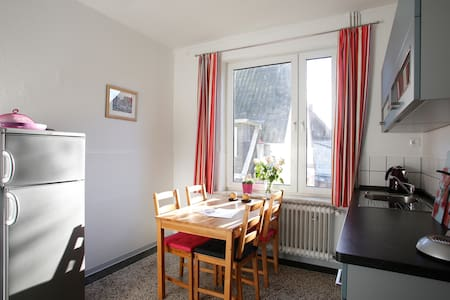 Comfortable apartment in Husum - Husum