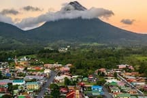 Johnny's Equipped House, Arenal, La Fortuna