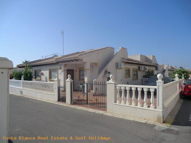 Cabo Roig 2 Bed Bungalow with Roof Solarium (E2) - Orihuela - Bungalow