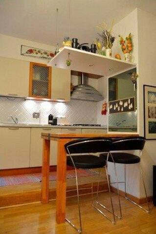 The nest of travelers, in Old Town - Sarzana - Appartement