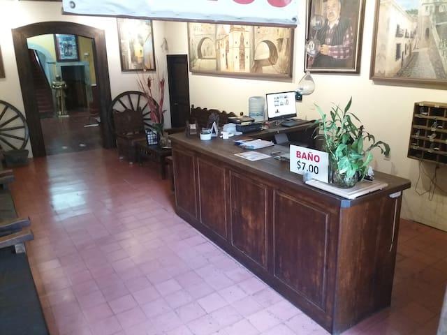 Centro histórico Guanajuato habitación hotel 2p 12