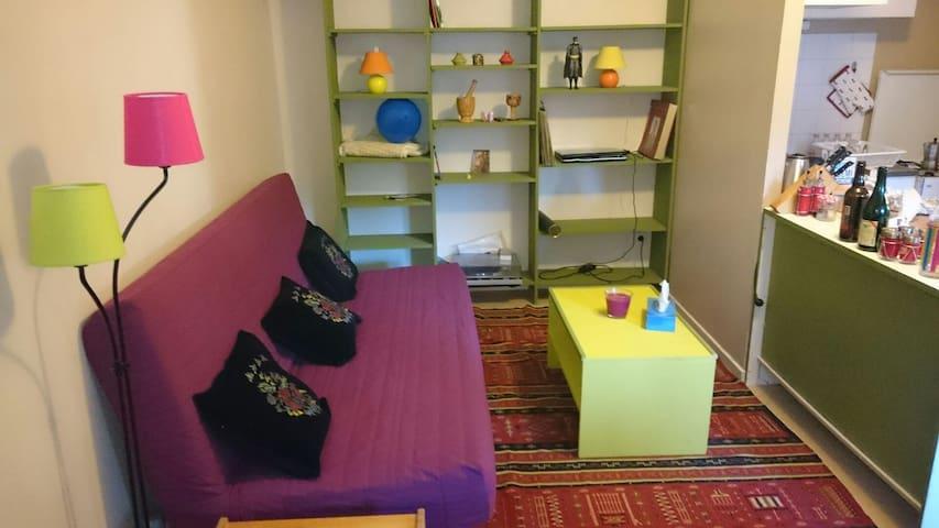 Appartement 2 pièces, centre Arras - Arras  - Apartment