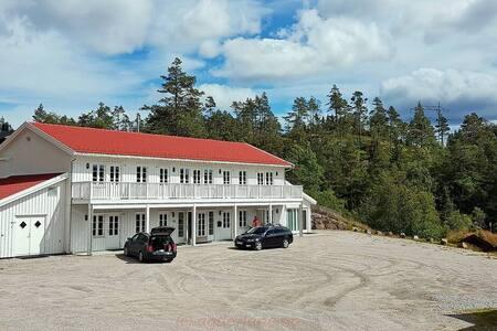 1101 Undeland gård, Kvås i Lyngdal