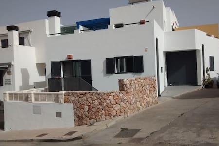 Alquiler de casa en Rodalquilar con WIFI - Rodalquilar - Hus