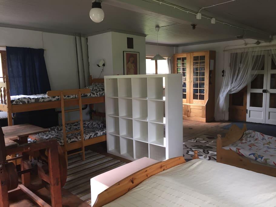 Entire House on farm sleeps 7 people
