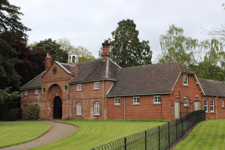 2, The Stables, Henley Hall, Ludlow