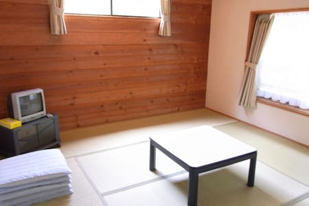 Quiet B&B in Mashiko - Tatami room - Mashiko-machi - Bed & Breakfast