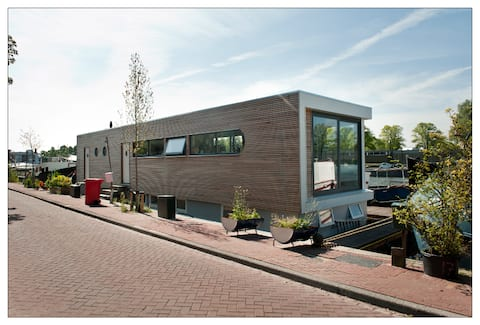 Private guesthouse @ BnB The Waterhouse(houseboat)
