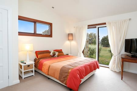 Forest view room with en-suite - Exeter