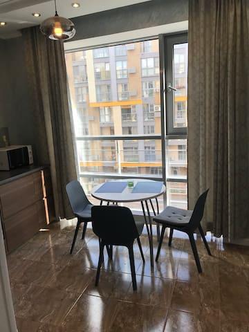 Апартаменты в Ландышах