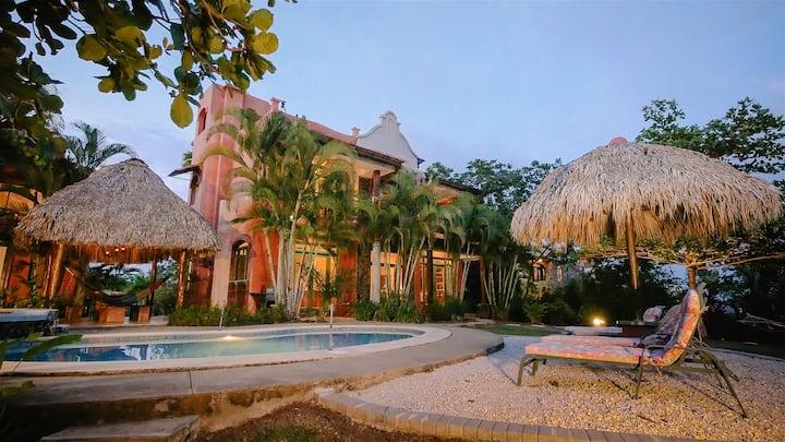 2*3 2 Villas-8 Bdrms~Ocean Views~2 Pools~Concierge