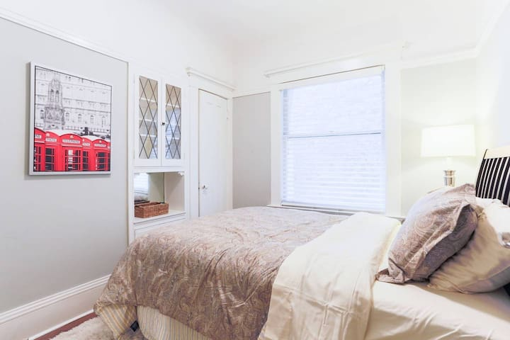 ~NEW~ Cozy bedroom in Central SF Apartment