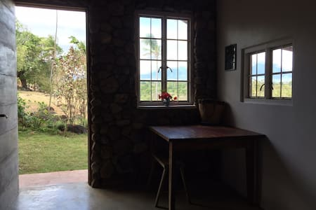 Farm Stay w/ spectacular view of Cuernos de Negros