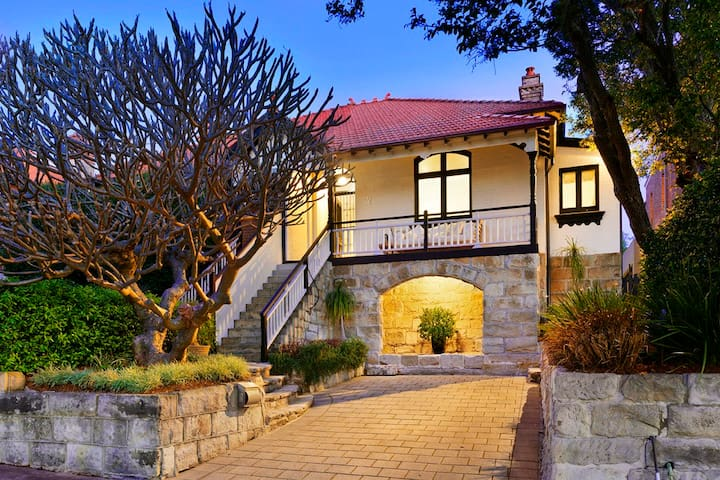 Pacific Ocean Cottage - Manly - Haus