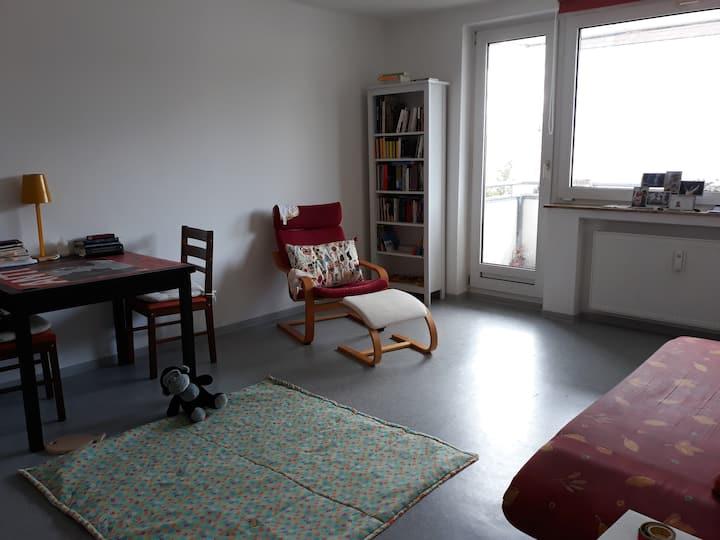 Schöne helle Wohnung/Beautiful bright flat