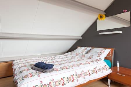 Nice room in our Attic - Arnhem