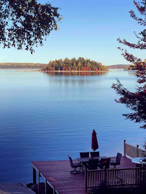 Lakefront Gambrel