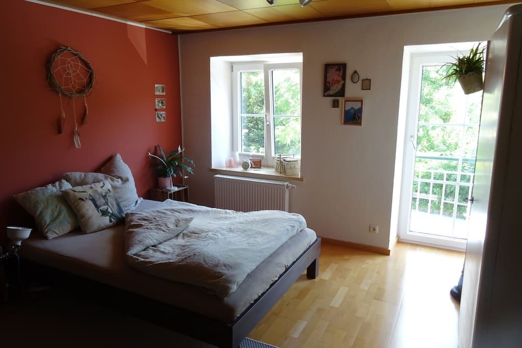 whole floor in cosy little house in immenstadt houses for rent in immenstadt im allg u bayern. Black Bedroom Furniture Sets. Home Design Ideas
