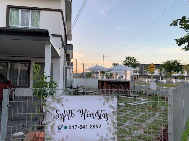 Safoth Homestay Puncak Alam
