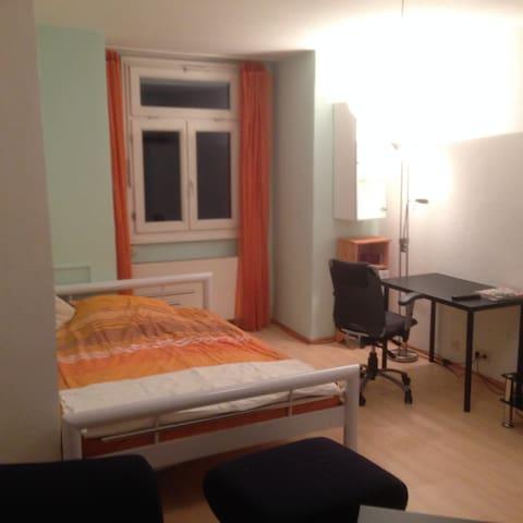 Nice room! ..near City & railway station!