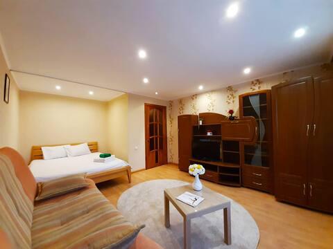 1 комнатная квартира посуточно в Бобруйске