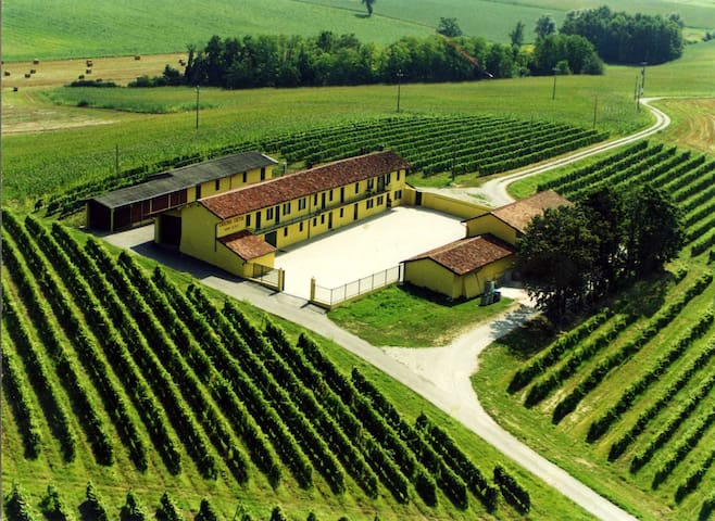 Monferrato Wine Dreams - Castagnone - บ้าน