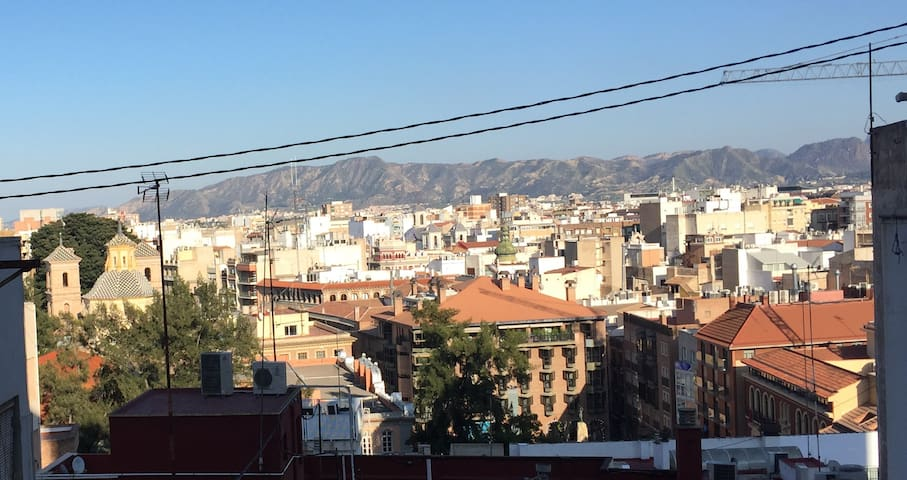 Apartamento de lujo junto al teatro Romea - Murcia - Condominium