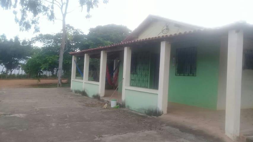 Casa de Campo em Ubajara-CE - Natureza/Clima