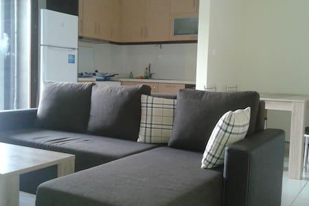 ΔΙΑΜΕΡΙΣΜΑ ΔΙΠΛΑ ΣΤΗΝ ΠΑΡΑΛΙΑ - Skaloma - Apartment
