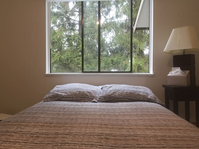 Relaxing room in beautiful North Vancouver - North Vancouver - Pis