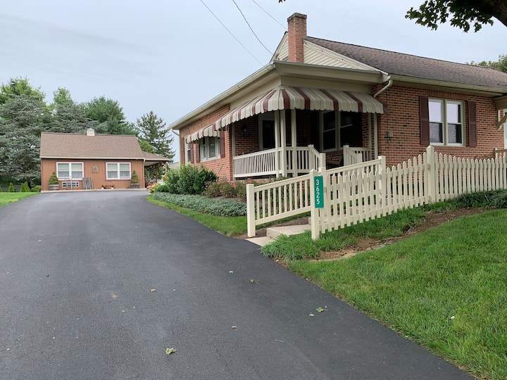 Amish Guest House *electric bike rental
