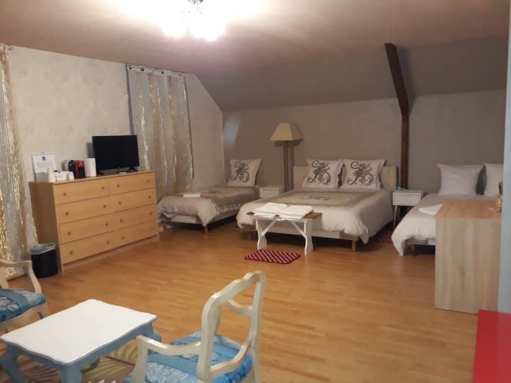 Chambre Suite familiale
