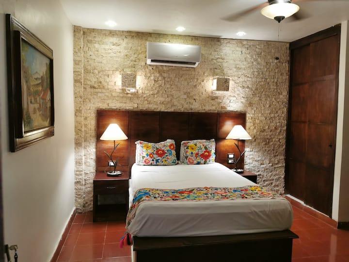 Habitación Doble 1 cama matrimonial