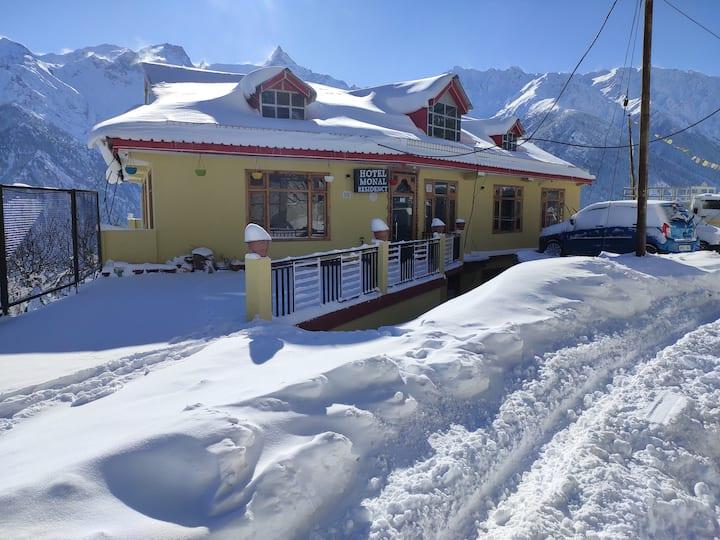 Hotel Monal Residency Kalpa