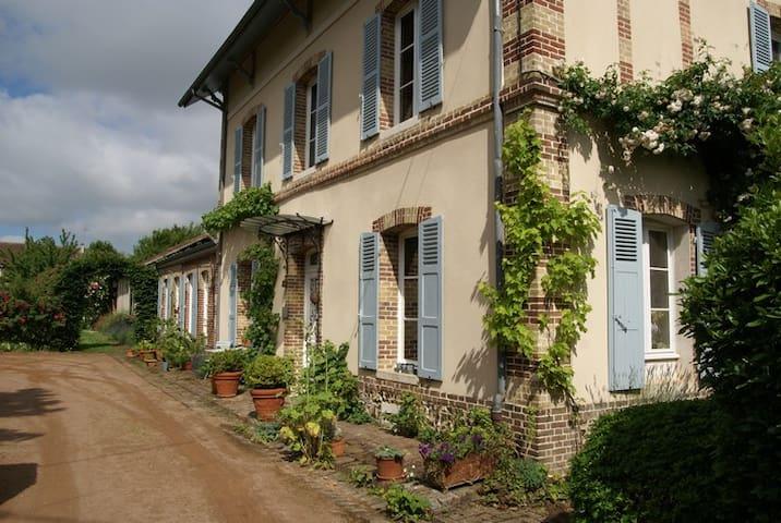 Maison d'hôtes la Foulonnière - Louviers - Gästehaus