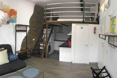 Casa Loft completa junto a la playa