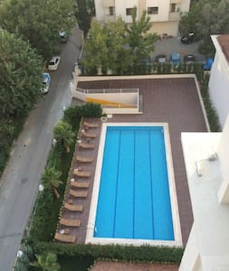 Residence w pool/gym in city center - 카디케(Kadıköy)
