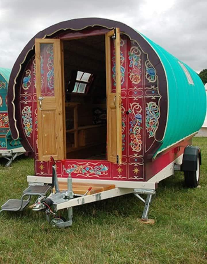 Gypsy Bowtop - Frida