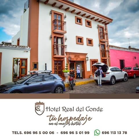 Hotel Real Del Conde