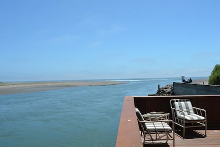 Best View in Bolinas!  Steps away from the beach - Bolinas