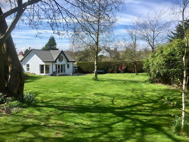 Stylish & bright barn-style Annex Greyabbey