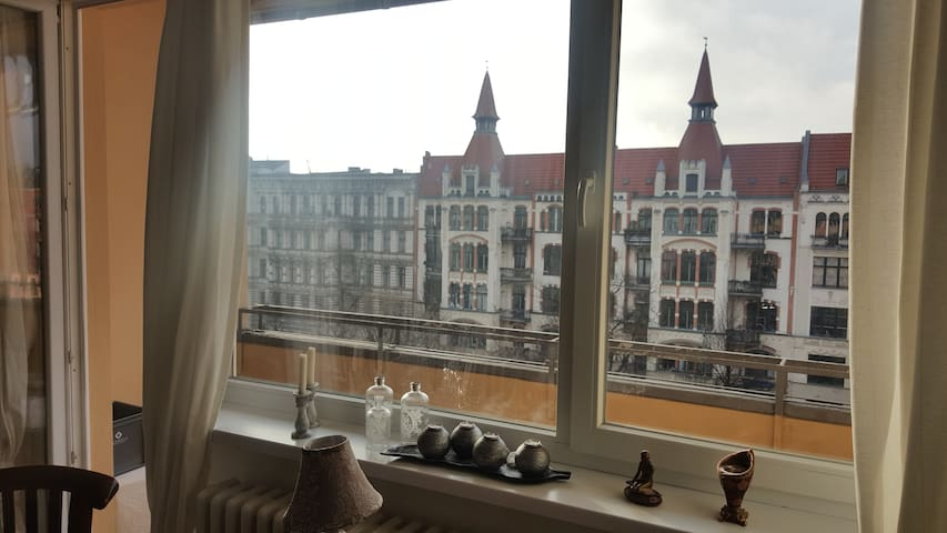 Cozy and comfortable - Berlin - Bed & Breakfast